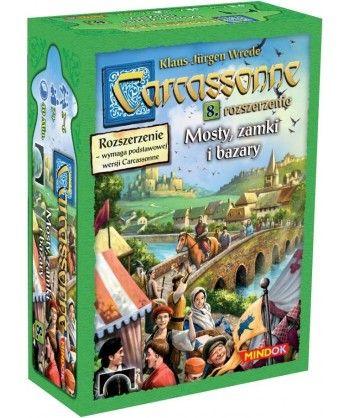 Carcassonne: Mosty zamki i...