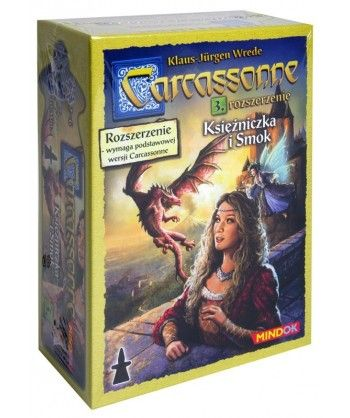 Carcassonne: Księżniczka i...