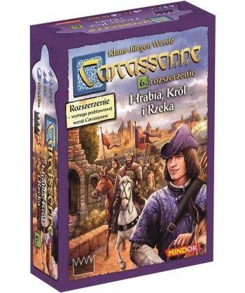 Carcassonne: Hrabia, król i...