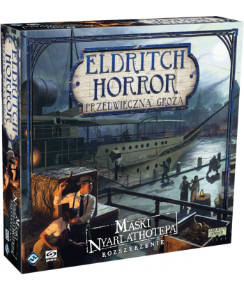 Eldritch Horror:...