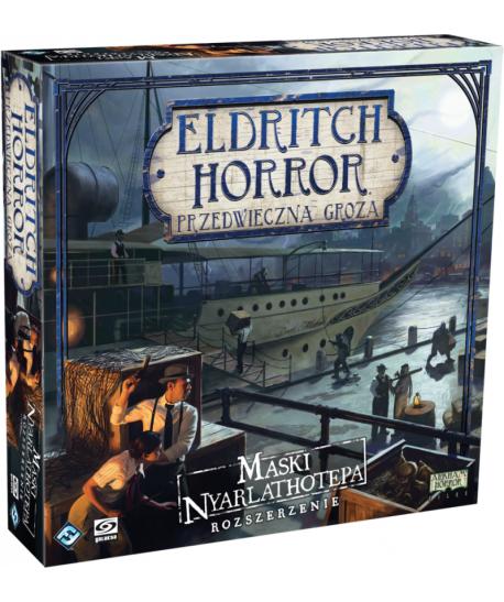 Eldritch Horror - Eldritch Horror: Przedwieczna groza - Maski Nyarlathotepa