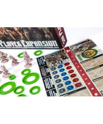 Dodatki do gier - Blood Rage: Rozszerzenie dla 5 gracza