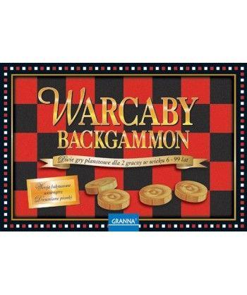 Warcaby i Backgammon