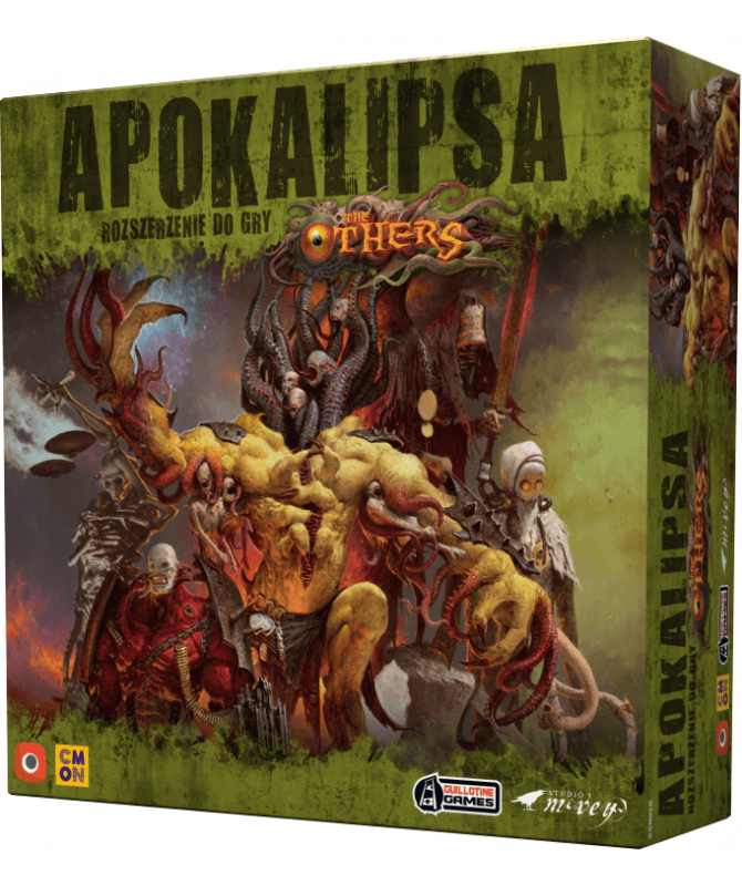 The Others - The Others: Apokalipsa
