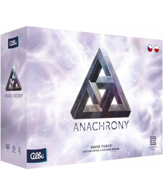 Ekonomiczne - Anachrony (edycja polska)