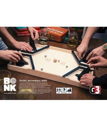Zręcznościowe - Bonk