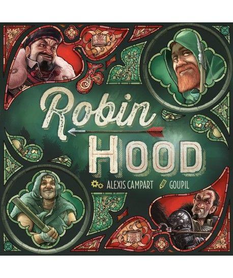 Imprezowe - Robin Hood