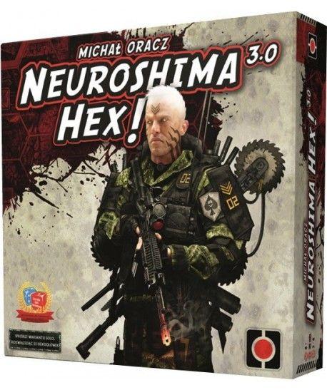 Strategiczne - Neuroshima HEX (edycja 3.0