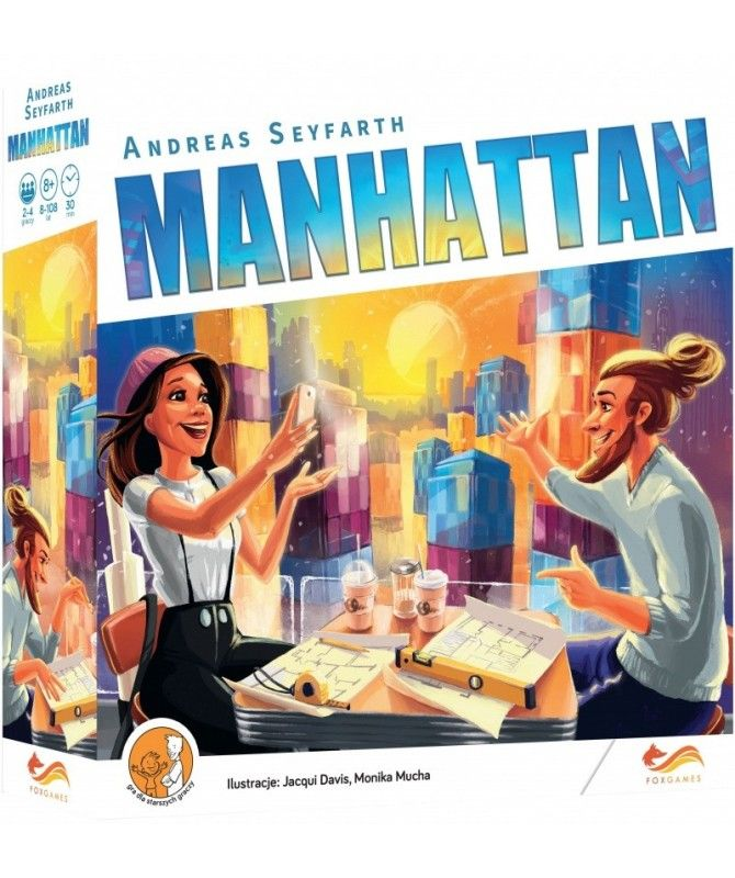 Strategiczne - Manhattan