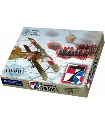 Wojenne - 7: W obronie Lwowa (druga edycja)