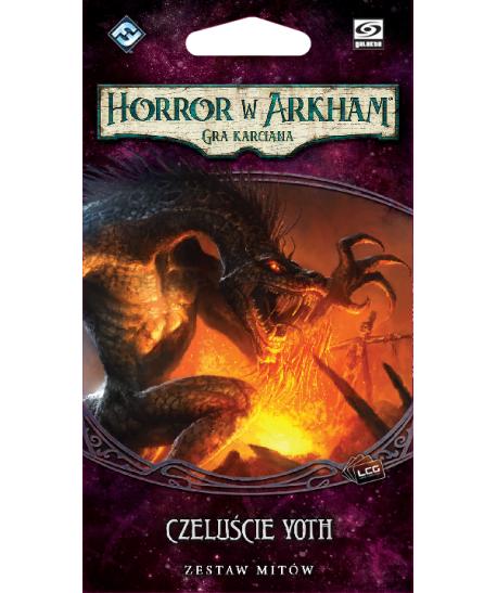 Horror w Arkham LCG - Horror w Arkham: Gra karciana - Czeluście Yoth