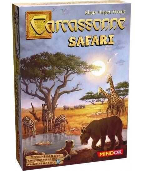 Strona główna - Carcassonne: Safari