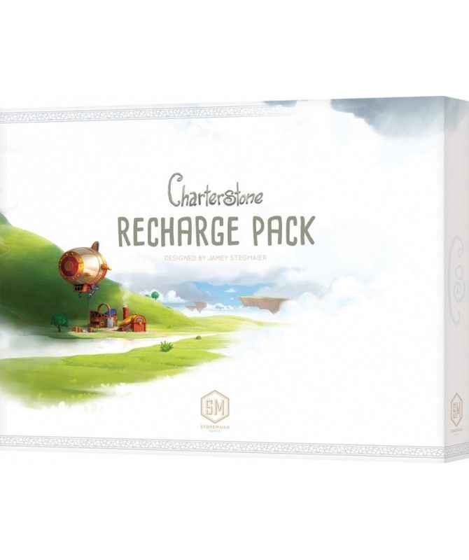 Strategiczne - Charterstone: Recharge Pack