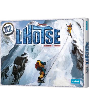 Pozostałe i różne - K2: Lhotse