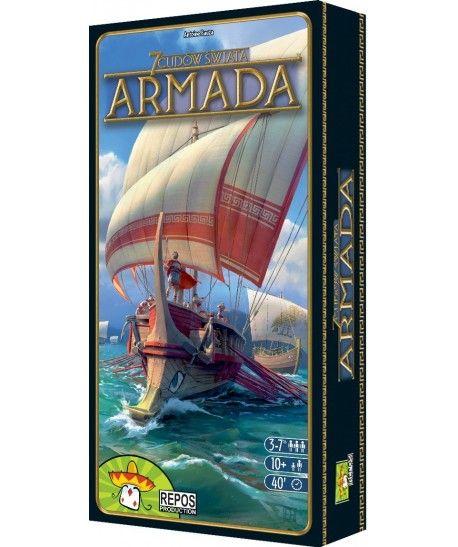 Pozostałe i różne - 7 Cudów Świata: Armada
