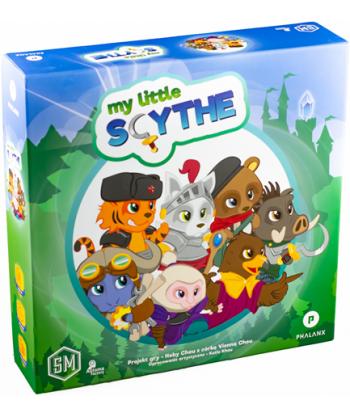 My Little Scythe (edycja...
