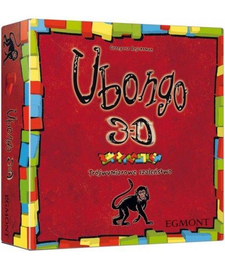 Logiczne - Ubongo 3D