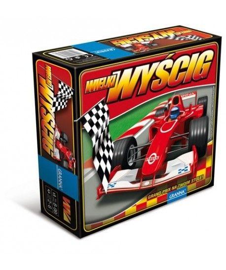 Wielki wyścig Wyścigowe i sportowe - 1
