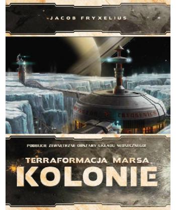 Pozostałe i różne - Terraformacja Marsa: Kolonie