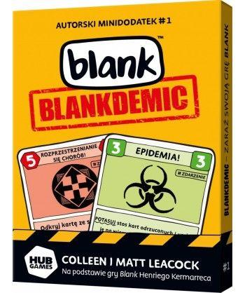 Blank: Blankdemic