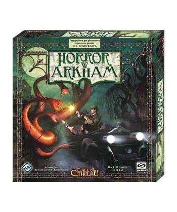 Kooperacyjne - Horror w Arkham