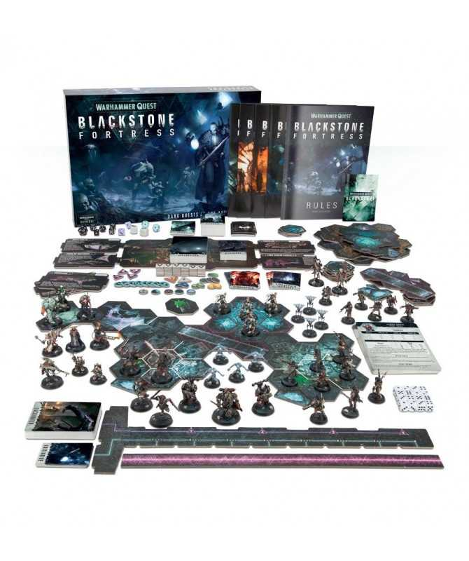 Przygodowe - Warhammer Quest: Blackstone Fortress