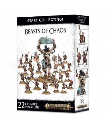Start Collecting! Beasts of...
