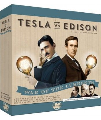 Ekonomiczne - Tesla vs. Edison: War of Currents