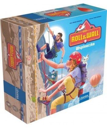Roll & Wall: Wspinaczka