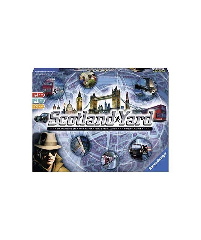 Rodzinne - Scotland Yard