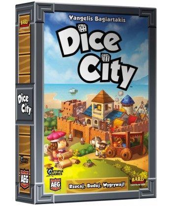 Gry kościane - Dice City (polska edycja)