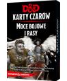 Karty czarów - Dungeons & Dragons: Karty czarów - Moce bojowe i rasy