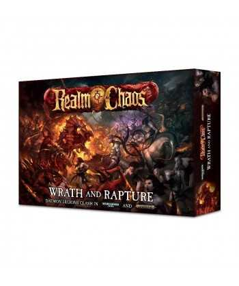 Blades of Khorn - Realm of Chaos: Wrath and Rapture