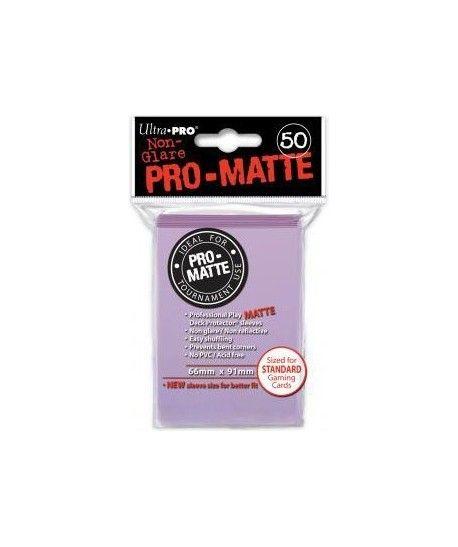 Ultra-Pro - Deck Protector: Pro-Matte Non-Glare Lilia