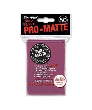 Ultra-Pro - Deck Protector: Pro-Matte Non-Glare Jeżyna