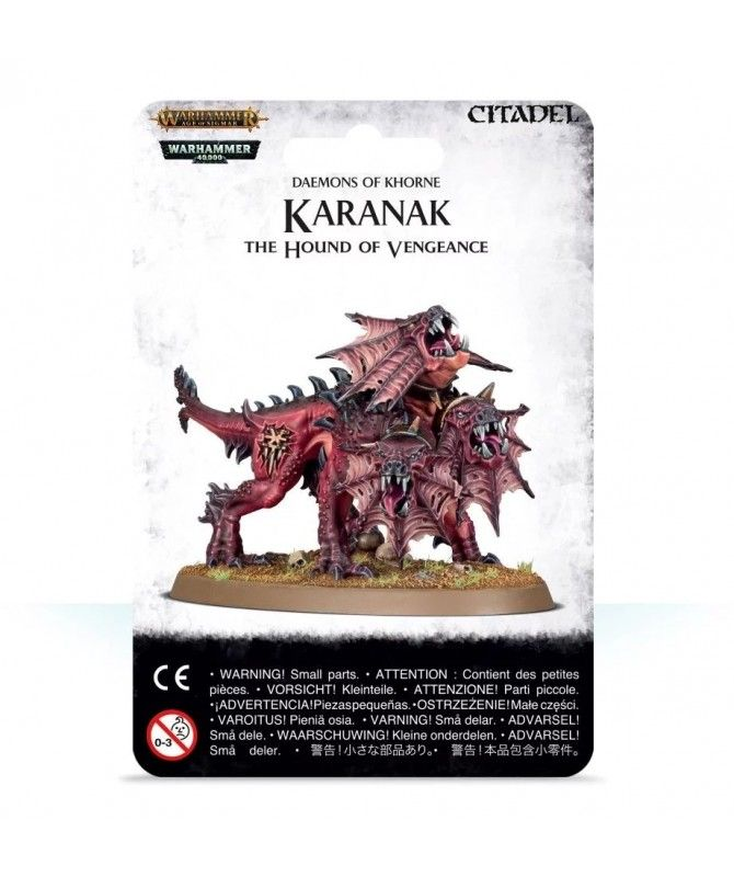 Daemons of Chaos - Karanak, The Hound of Vengeance