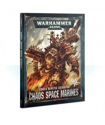 Chaos Space Marines - Codex: Chaos Space Marines