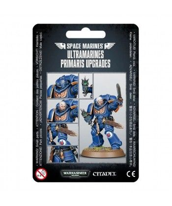 Space Marines - Ultramarines Primaris Upgrades