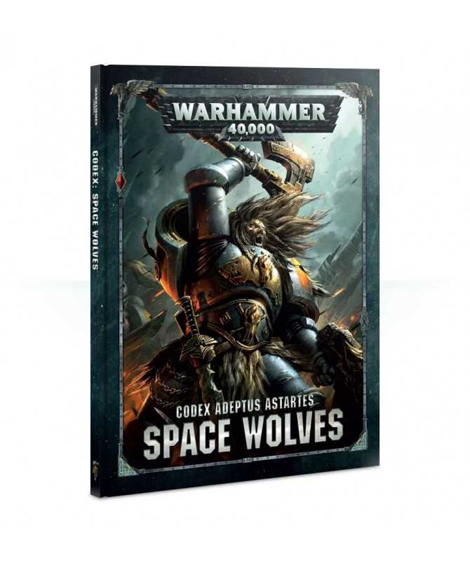 Space Marines - Codex: Space Wolves