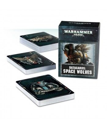 Space Marines - Datacards: Space Wolves