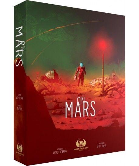 ON MARS - On Mars - edycja KS