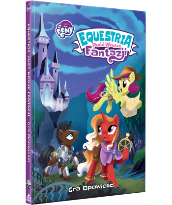 Strona główna - Equestria: Puść Wodze Fantazji - Gra Opowieści