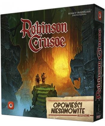 Pozostałe i różne - Robinson Crusoe: Opowieści Niesamowite