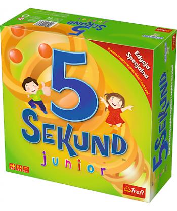 Dla dzieci - 5 Sekund Junior: Edycja specjalna