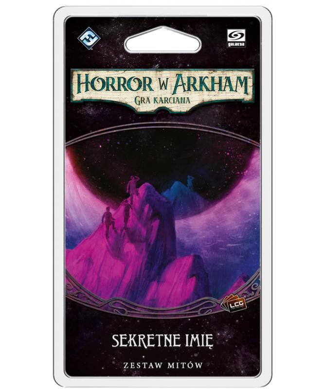 Horror w Arkham LCG - Horror w Arkham: Gra karciana - Sekretne imię