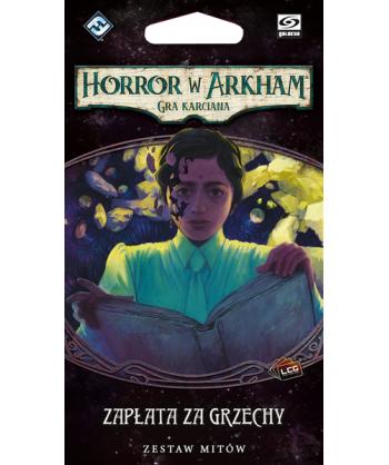 Horror w Arkham LCG - Horror w Arkham: Gra karciana - Zapłata za grzechy