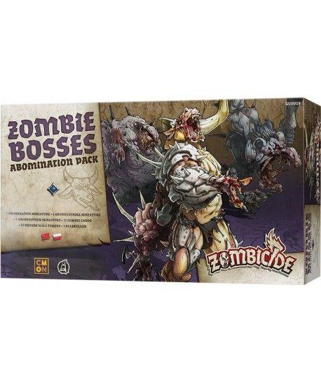Pozostałe i różne - Zombicide: Czarna plaga - Zombie Bosses