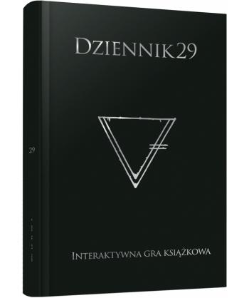 Strona główna - Dziennik 29: Interaktywna gra książkowa