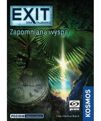 Kooperacyjne - EXIT: Gra Tajemnic - Zakazana wyspa