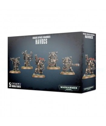 Chaos Space Marines - Chaos Space Marines Havocs
